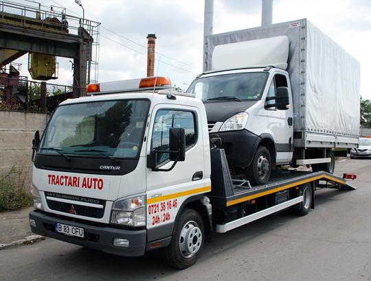 Tractari Auto DN1 - Prahova (poza 2)